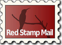 Red Stamp Mail